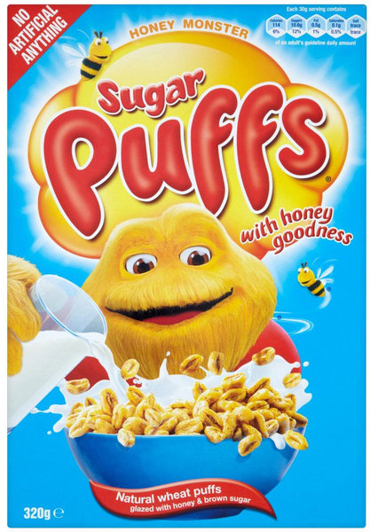 ... sugar puffs 270g sugar puffs cereal in box christmas sugar puffs sugar