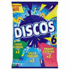 Discos 6 Variety Pack RRP £1.49 CLEARANCE XL 59p or 2 for £1