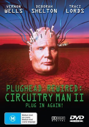Plughead Rewired Circuitry Man 2 RRP £5 00 CLEARANCE XL £1 00