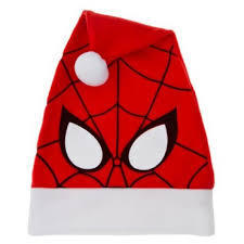Ultimate Spider-Man Festive Hat RRP £2.99 CLEARANCE XL £0.99