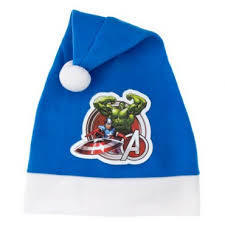 Marvel Avengers Christmas Hat RRP £1.99 CLEARANCE XL £0.99
