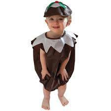 Adorable Xmas Pudding Outfit RRP £4.99 CLEARANCE XL £0.99