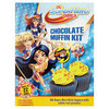 DC SuperHero Girls Chocolate Muffin Kit RRP £1.99 CLEARANCE XL £0.50