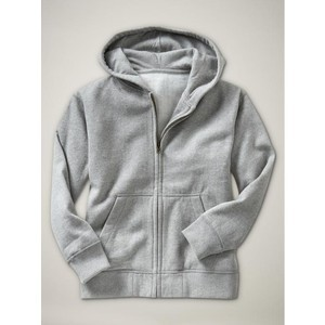 Pep & Co Small Grey Zip-Up Hoodie 9-12 Months RRP £5.00 CLEARANCE XL £2.00