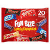 Fun Size Family Favourites 20 Bars 358g RRP £3.99 CLEARANCE XL £1.99
