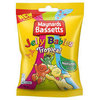 Maynards Bassetts Jelly Babies Tropical 165g RRP £1.00 CLEARANCE XL £0.59 or 2 for £1.00