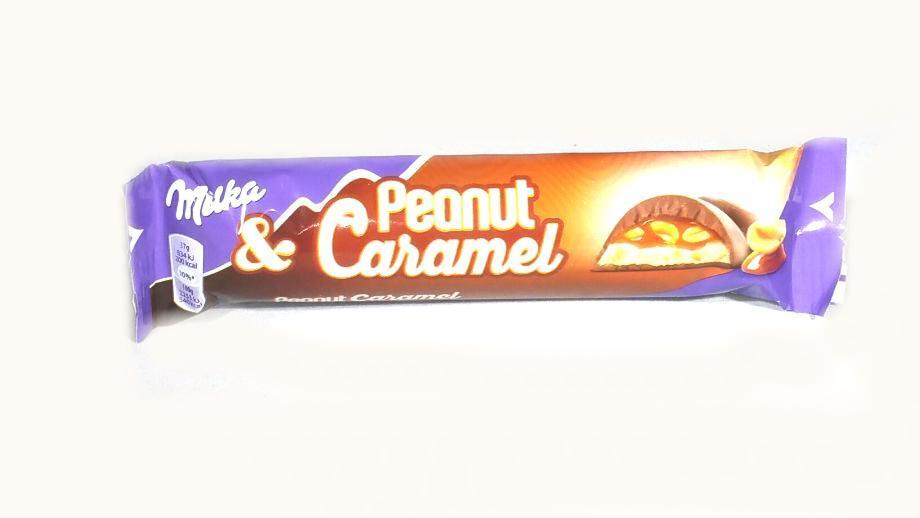 Milka Peanut Caramel Bar 37g Rrp 49p Clearance Xl 19p Or 7 For 98p