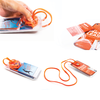 Unikia ORANGE Phone Leash RRP £9.99 CLEARANCE XL 59p or 2 for £1