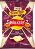 Walkers BBQ Pulled Pork Flavoured Crisps 32.5g RRP 55p CLEARANCE XL 15p or 10 for £1
