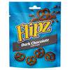 Flipz Dark Chocolate Covered Pretzels 100g RRP £1 CLEARANCE XL 59p or 2 for £1