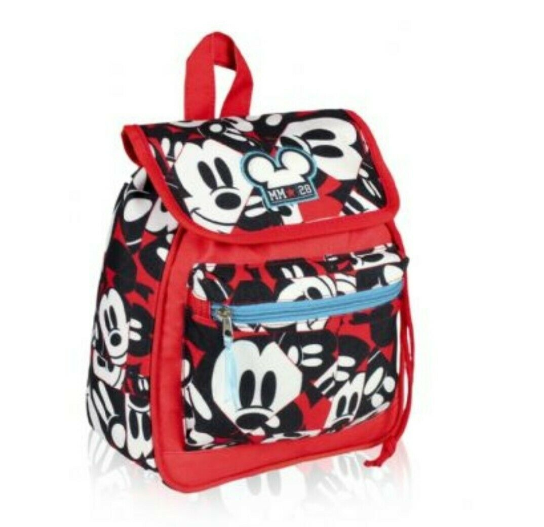 Disney Mickey Mouse 28 Children's Travel Backpack RRP £12.99 CLEARANCE XL £2.99 or 2 for £5