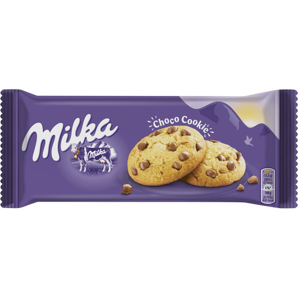 Milka Choco Cookie 135g Rrp 199 Clearance Xl 59p Or 2 For 1