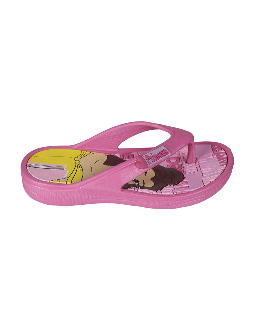 Disney Childrens Size 8 Disney Princess Flip Flops RRP £5 CLEARANCE XL £2.99