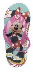 Disney Childrens Size 8.5/9 Minnie Mouse Flip Flops RRP £5 CLEARANCE XL £2.99