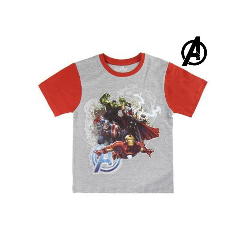 Marvel The Avengers Short Sleeve Childrens Size 2-3 Years T-Shirt RRP £6 CLEARANCE XL £2.99