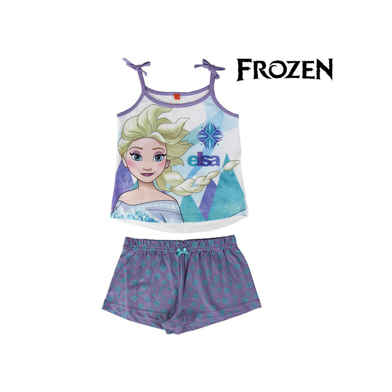 Disney Frozen Summer Pyjamas for Girls (3 Years/98cm) RRP £7 CLEARANCE XL £2.99