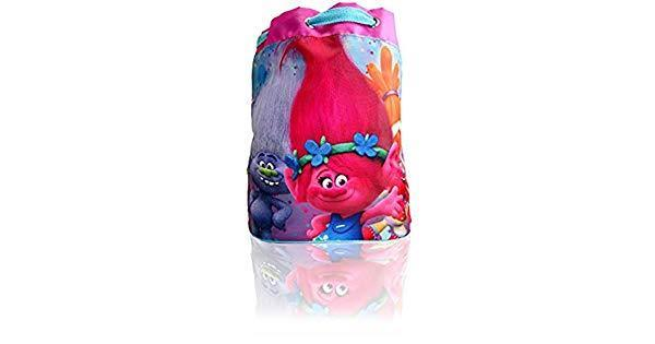 Trolls Drawstring Bag RRP £8 CLEARANCE XL £2