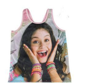 Disney Soy Luna Short Sleeve 3D T-shirt (12Years/152cm) RRP £7 CLEARANCE XL £1.99