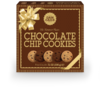 De Identified Chocolate Chip Cookies 150g Pouch RRP £1.99 CLEARANCE XL 19p or 10 for £1