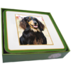 Faithful Friend Pack of 6 Dog Coasters (CC084) RRP £9.95 CLEARANCE XL £2