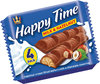 Flis Happy Time Milk & Hazelnut Wafers 92g RRP £1.50 CLEARANCE XL £1