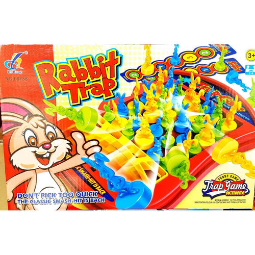 Di Hong Rabbit Trap Game RRP £10.99 CLEARANCE XL £1.50