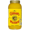 Colman's 2.4Kg Mustard Caterers Pack RRP £13.99 CLEARANCE XL £1.99