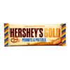 USA Hershey's Gold Peanuts & Pretzels 39g RRP £1.19 CLEARANCE XL 89p